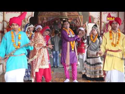 पथरी वाली मैया ने भगतों की सदा खेर की - New Haryanvi Mata Bhajan - PATHARI DHAM - NDJ Music