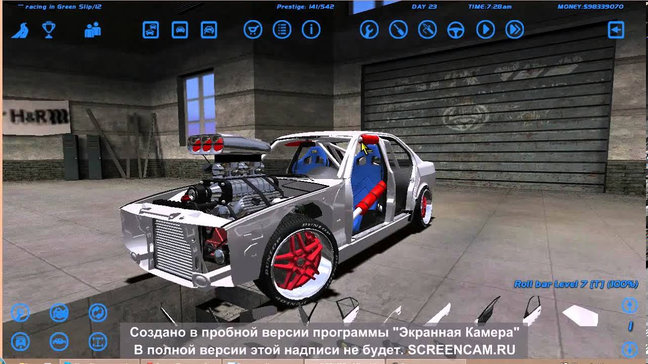 Как сделать свою машину в slrr 356