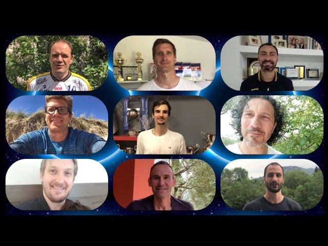 20 anni di Trentino Volley: gli auguri di 40 gialloblù che ne hanno scritto la storia