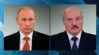 Владимир Путин и Александр Лукашенко обсудили ситуацию в Белоруссии.