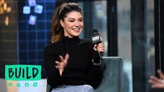 "Jessica Szohr Shares What It's Like Bringing Seth MacFarlane's Vision To Screen in ""The Orville"""