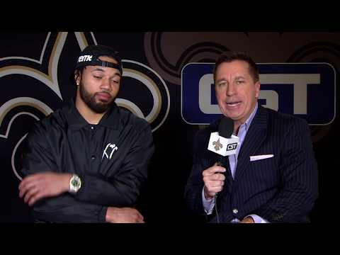 Uptown Angela - Dat Defense!Marshon Lattimore Speaks! #WhoDat