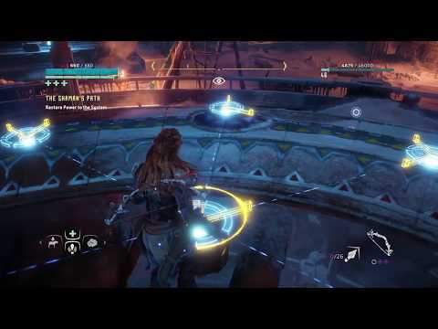 Horizon: Zero Dawn The Frozen Wilds Lock Puzzle Solution 2