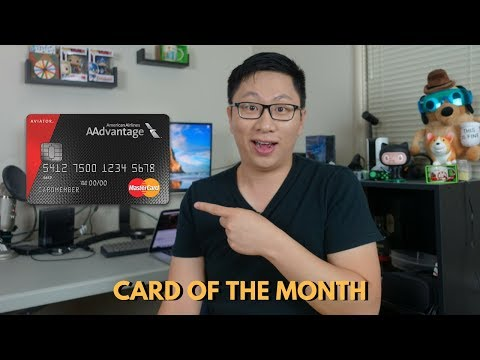 Card Of The Month: AAdvantage Aviator Red (60k After 1 Purchase)