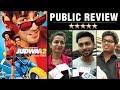 Judwaa 2 PUBLIC REVIEW | Varun Dhawan, Jacqueline Fernandez, Taapsee Pannu | David Dhawan