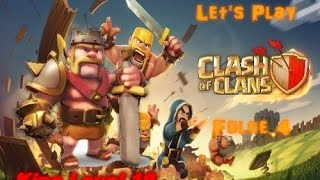 "►[Folge 04. ""King Lvl 19 Juhuu ""] Let´s Play - Clash of Clans   MeikBawz [German/Deutsch]"