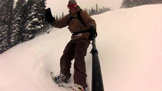 First Casper 20 Inches Of New Jackson Hole Mountain Resort 2015 Thumbnail