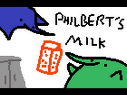 Philbert's milk
