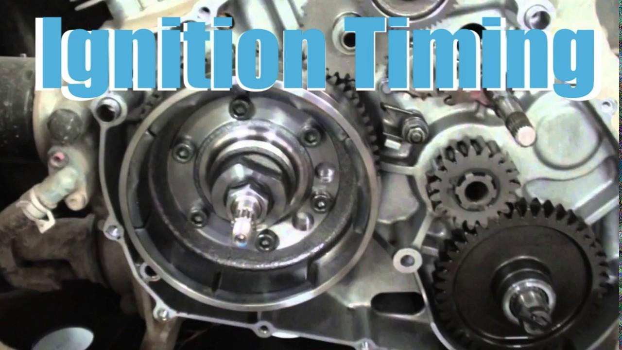 ignition timing arctic cat 250 300 400 500 atv