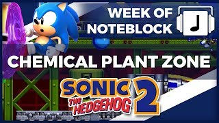 """Chemical Plant Zone"" Sonic 2 Remix"