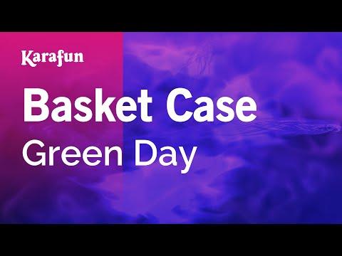 Karaoke Basket Case - Green Day *