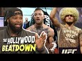 Tyron Woodley Is Caught Between Conor McGregor vs Khabib | The Hollywood Beatdown