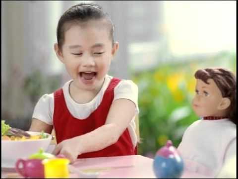 Quang cao mi Unif be gai - UPVN.VOB