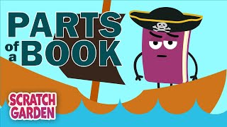 Download The Parts of a Book Song   English Songs   Scratch Garden