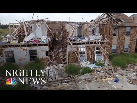 Hurricane Harvey Is Long Gone, But Texas Is Still Reeling | NBC Nightly News