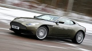 Новое купе Aston Martin DB11 | фото, видео, характеристики