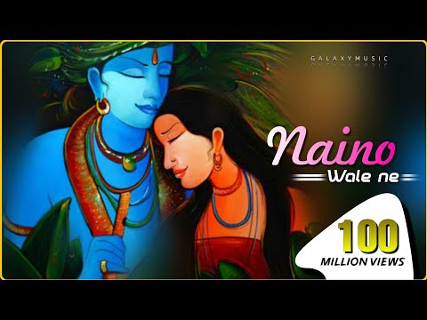 || Naino Wala Ne |Radha Krishna Title Song | Lyrical Video | Star Bharat | Radha Krishna Version