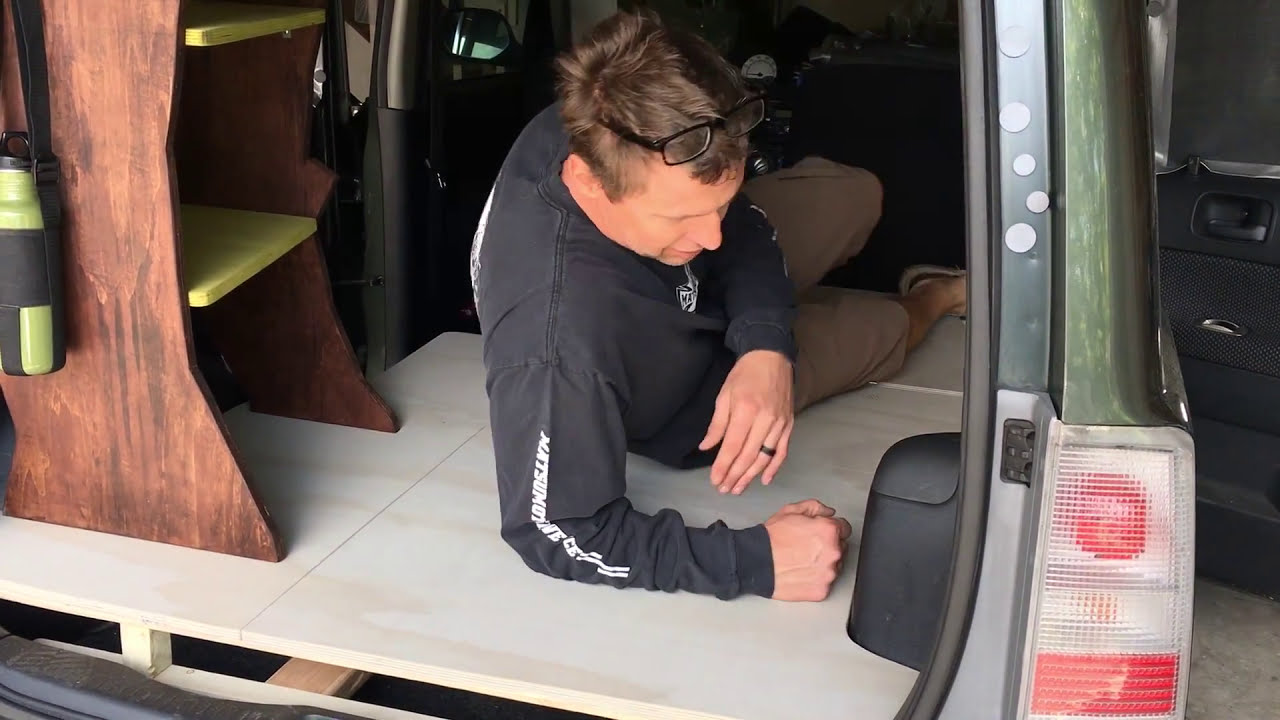 Scion Xb Camper Conversion Youtube