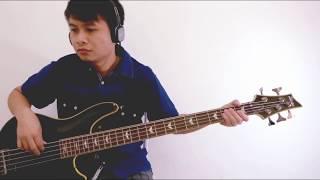 สายไป (Too Late) - พลอยชมพู (Bass Cover by Mozolo Bass)