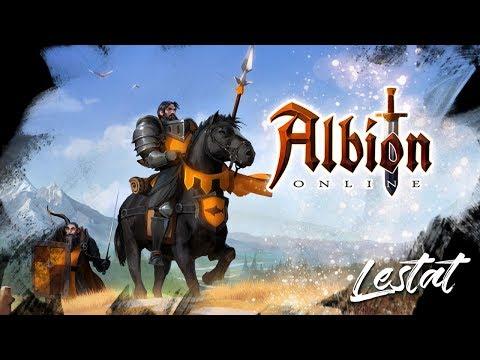 Albion Online – Gameplay do Início (Lançamento Oficial) PT-BR MMO Sandbox