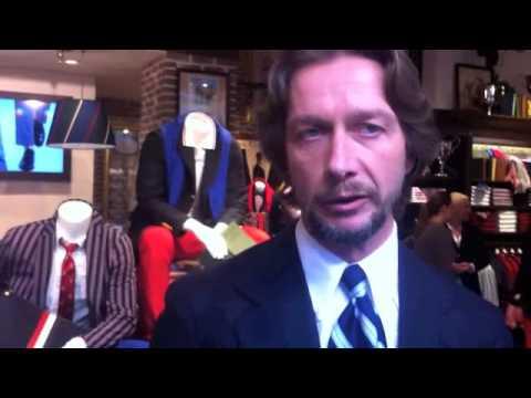 Brooks Brothers sceglie Milano per inaugurare il suo primo Flatiron Shop