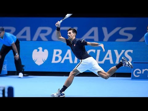 SF Highlights From Djokovic Murray In London