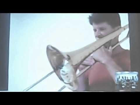 US Army Field Band - Harry Watters Trombone Clinic