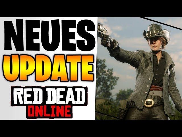 FETTE RABATTE FÜR ROLLEN & KLAMOTTEN - Neues Update & Zukunft | Red Dead Redemption 2 Online