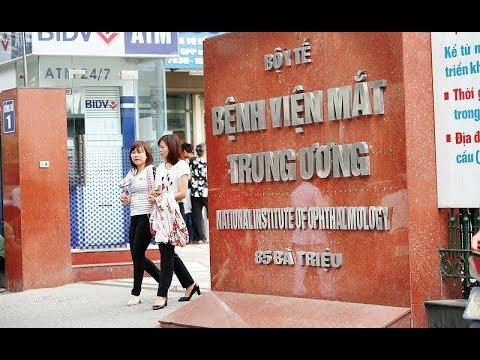 Hướng Dẫn Đường Đi Bệnh Viện Mắt Trung Ương  85 Bà Triệu Hà Nội | Vietnam Discovery Travel