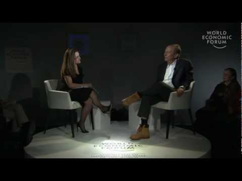 Davos 2013 - An Insight, An Idea with Lawrence Summers