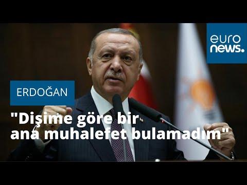 Erdoğan: Başbakanlık, cumhurbaşkanlığı yaptım, dişime göre ana muhalefet ne yazık ki bulamadım