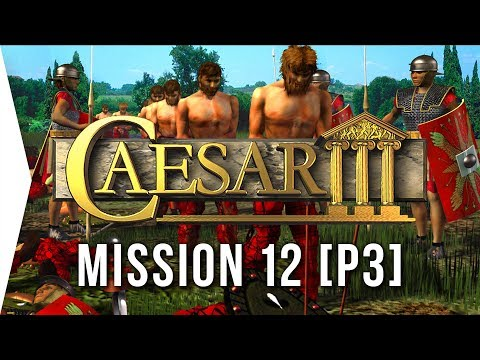 Caesar III ► #21 Tingis [Part 3] & The Luxury Llama! - [HD Campaign Gameplay]