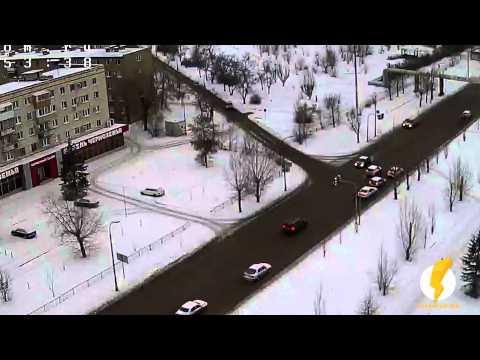 ДТП (авария г. Волжский) ул. Карбышева ул. Александрова 24-06-2016 16-34из YouTube · Длительность: 31 с