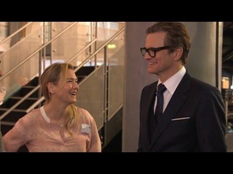 Renée Zellweger and Colin Firth Dish on Bridget Jones