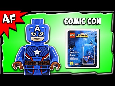 Review Marvel Minifigure Steve Exclusive 2016 Captain Lego Rogers Sdcc America nmvN80wPyO