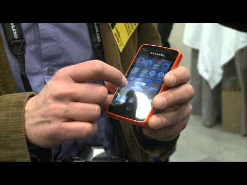 Alcatel One Touch Fire - Erstes Firefox-Smartphone kostet unter 100 Euro