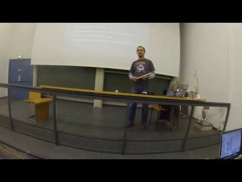 DCFFM17 - Joao Ventura: Experiences in migrating a Drupal 7 module to Drupal 8 thumbnail