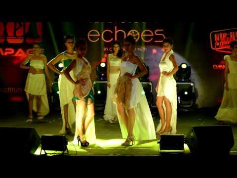 nift kannur fashion show at echoes 2015