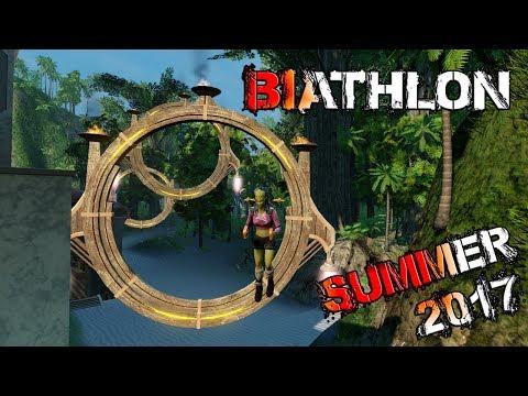 Biathlon, Risa Summer Event 2017 - Star Trek Online