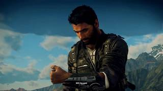 Just Cause 4 - Operation Windwalker - Destroy The Wind Cannons