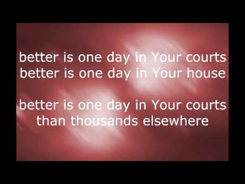 Worship Medley-Smile One Day Is Better