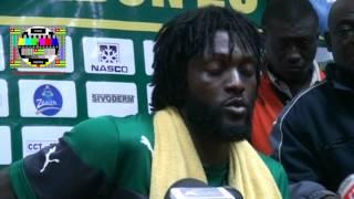 Emannuel Adebayor: on ne me manque pas de respect et désormais je ne serai plus le capitaine thumbnail