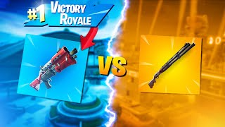 Why I ALWAYS Choose The Tac Over The Combat Shotgun... (Fortnite Battle Royale - Season 9)