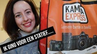 Mijn nieuwe Canon EOS M50 met allerlei accessoires | Marketingmadame