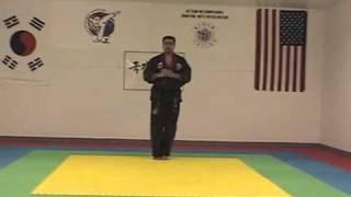 Taekwondo Hyung. Chon-Ji to Chung-Mu