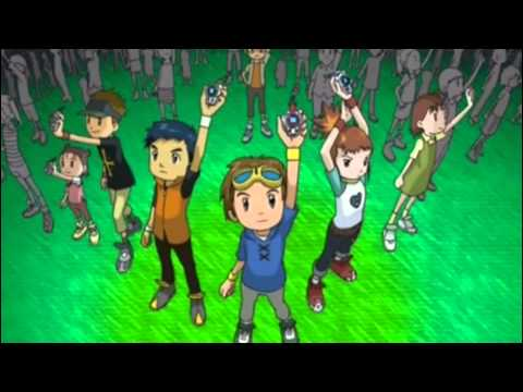 Opening Digimon tamers Latino HD