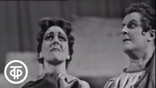 Медея. Театр им. В.Маяковского. Постановка Н.Охлопкова (1967)
