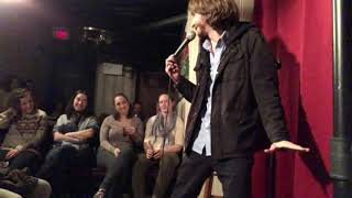 Funny Jokes, Terrible Camera Angle - Comedian Mike Lemme - Boston