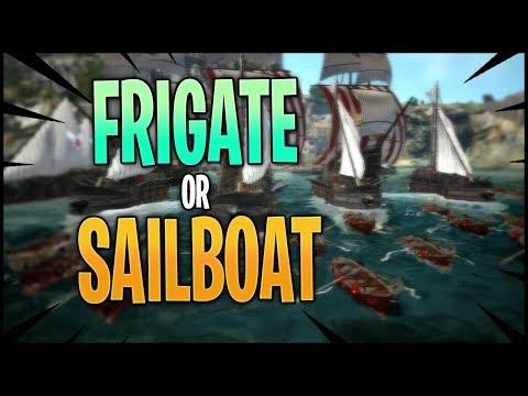Black Desert Online - Frigate & Sailboat Thoughts, Boatmen & More!