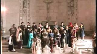Santa Maria, strela do dia (Cantiga de Santa Maria nº 100 -- Alfonso X  séc. XIII)